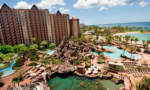 Aulani, A Disney Resort & Spa in Hawaii
